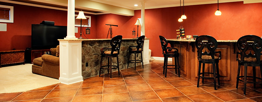 Creative Ideas For Basement Renovation We Design Build Mesmerizing Basement Renovation Design